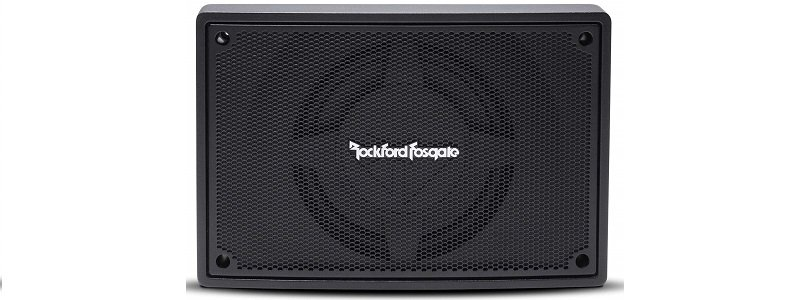 Rockford Fosgate PS-8 Amplified Loaded Enclosure Subwoofer
